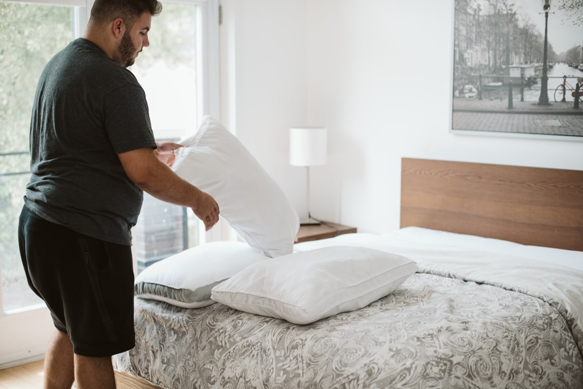 We provide Airbnb cleaning services in the Ottawa area.
