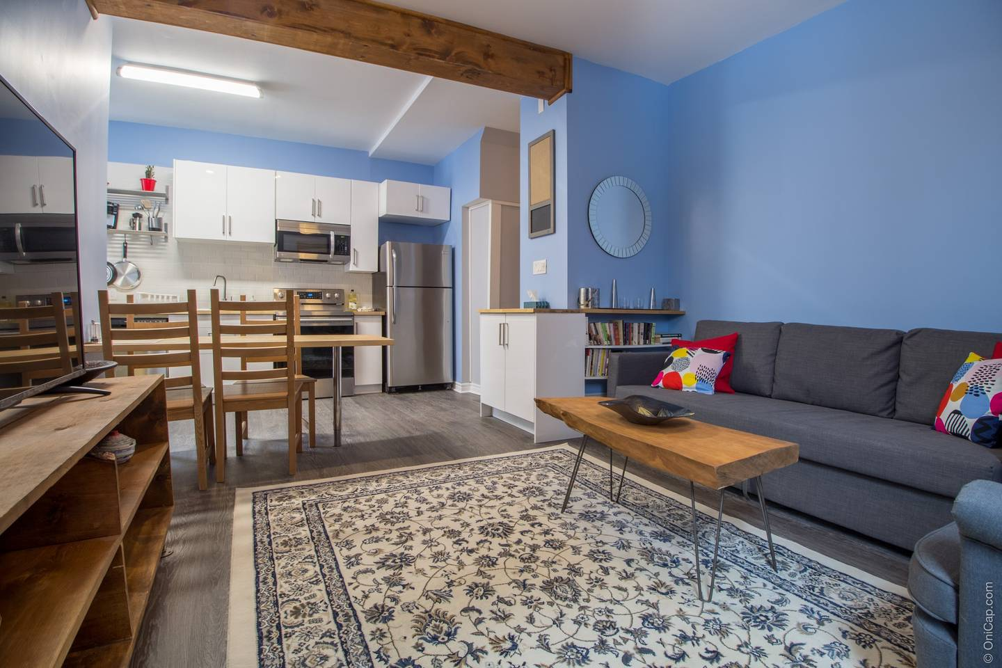 We have a variety of Airbnb units in Ottawa available to book.